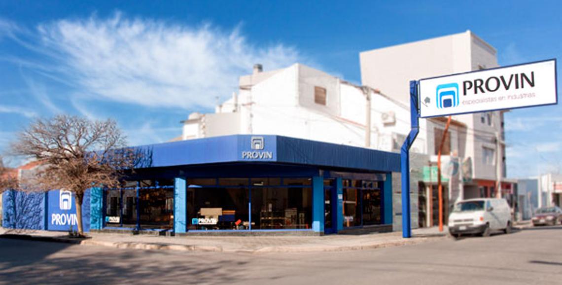 Provín S.A. · Bahía Blanca.